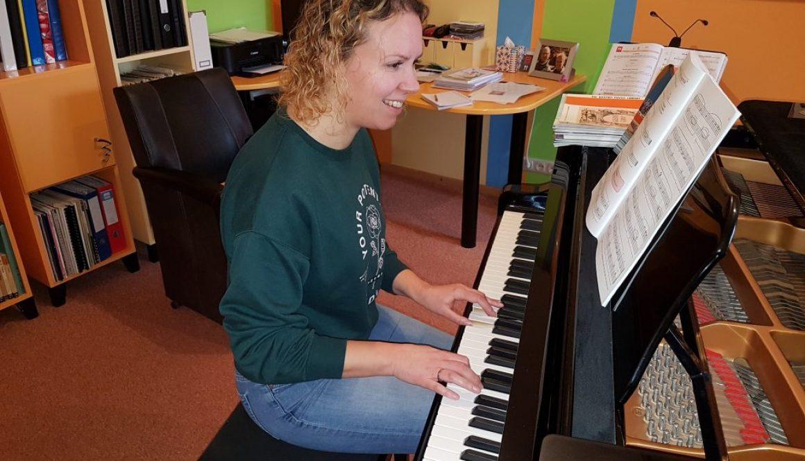 Rianne Duinen pianoles