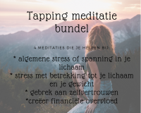 Tapping meditatie bundel