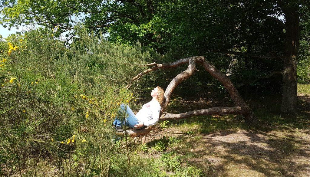 Rianne van Duinen meditatie